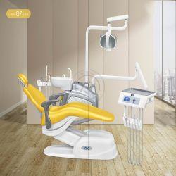 세륨 최신 판매 다기능 치과용 장비 전기 치과 의자