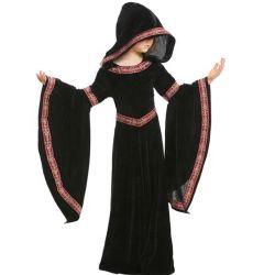 Soem-Mädchen-Karnevals-gemeine Hexe-Halloween-Kostüme