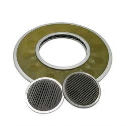 شاشة معدنية دائرية مرشح من الفولاذ المقاوم للصدأ متعدد الطبقات Pond Filter Wire قرص شبكي