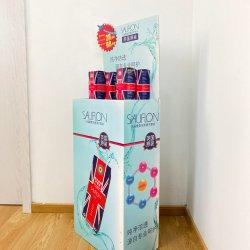 Nuevo diseño de publicidad Tienda cosmética cartón Mostrar la tabla de quiosco de maquillaje