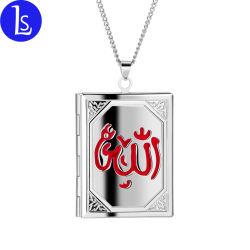 Collier de bijoux de mode de la Chine de gros de l'Islam musulman Totem Zone Photo