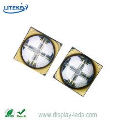 10W de puissance élevée LED UV 6868 365nm 405nm pour l'application de séchage UV industriel