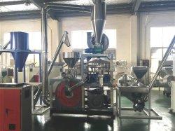 Het hete PE van de Pijp van pvc van de Verkoop Pulverizer van de Korrel Plastic Poeder die van de Molen Machine met Stof Removel maken
