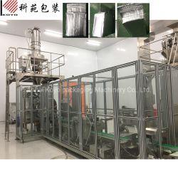 Kyv500n Automatic 70g-250g-500g-1kg Brick Bag Vacuum Packing Packaging machine voor verpakking van meel, koffie/melk/vis Shripm Feed/rijst/voedsel/gistpoeder