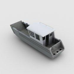 운송용 알로이 랜딩 크래프트 운송 알루미늄 랜딩 크래프트 판매