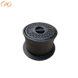 FM/UL поверхности воды Box-Gas ковкое железо железо в салоне крышка люка чугун