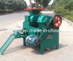 Carvão carvão máquina de hastes de briquetagem Pressione para pó de carvão Aparafuse Pressione briquetadeira