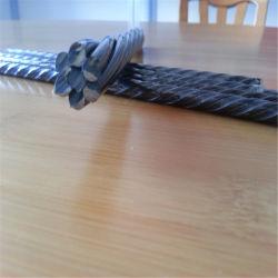 ASTM A416/12,7mm/7 Draht PC Stahlstrang für Brückenbau