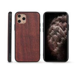 Beste Amazon Natural Wood-telefoontas voor Apple voor iPhone 6s Plus, voor Samsung, voor Motorola DIY-telefoontas mobiele telefoontas voor iPhone 6 Plus