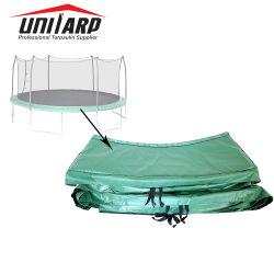 뛰어오르는 침대 보충 부속품 안전 침대 덮개 바운스를 위한 최신 판매 PVC Trampoline 물자