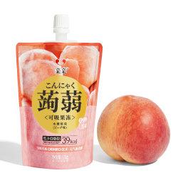 قدمت الشركة المصنعة للمعدات الأصلية نكهات الفاكهة Konjac Jelly Japaness الوجبات الخفيفة
