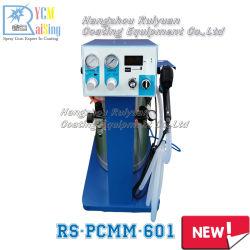 2019 Nuevo Manual de pulverización electrostática de la máquina de revestimiento en polvo de metal