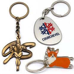 Установите флажок производитель рекламных металлических судов подарок цинк сплав сувенирный украшения эмаль металлические пользовательские цепочки ключей для поощрения подарки