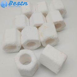 Filtro para Aquário meios Hexagonal Glass Ceramic Bio Ring