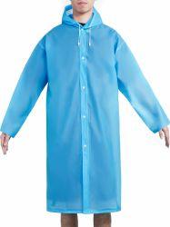 معطف قوي مقاوم للمياه مخصص لشخص واحد يعكس معطف مطر بالغ من خلات فينيل الإيثيلين (EVA)