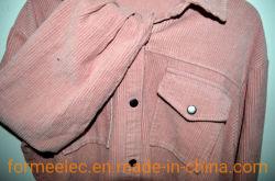 비탄성 염색체 코튼 코듀로이 파브리스 290g 8 웨일즈의 가을 코트 윈터 레이디 재킷 패브릭 헤비즈