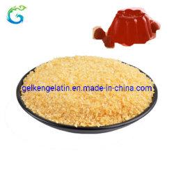 La gelatina comestible 200 -220 Bloom Bloom/hueso de vaca la gelatina para pudín