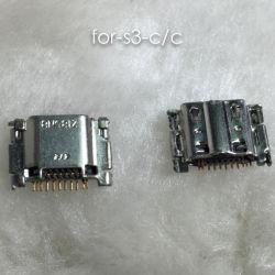 100% substituição do telefone móvel original ao conector do carregador para a Samsung S3