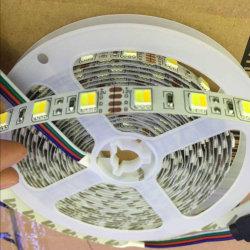 1つのLED 2の色温度の二量体LEDのストリップのWarmwhite Purewhiteの組合せ