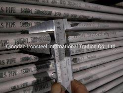 継ぎ目が無いですか溶接されたステンレス鋼の管Ssの管をピクルスにするASTM A312/A213 TP304 Tp316の風邪か熱間圧延