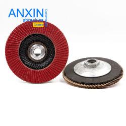 """4,5""""X5/8""""-11 Vsm disco de cerâmica com cubo de metal para montagem rápida e fácil e extracção"""