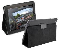 حقيبة جلدية رائعة لجهاز iPad 3 مع وظيفة النوم