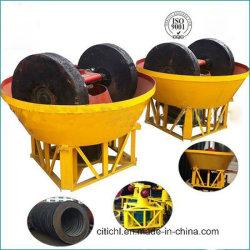 Moedor de Moinho horizontal úmida para equipamentos de mineração de ouro em pequena escala