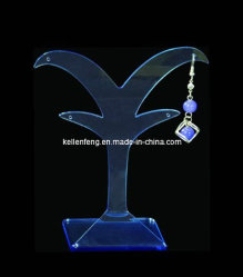 Affichage de bijoux en acrylique