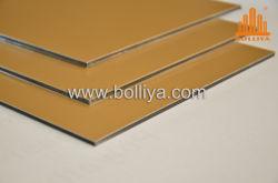厚い断熱材アルミニウム複合パネルアルミニウム複合材