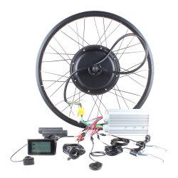 100km/H 5000W 전기 자전거 오토바이 Fat Ebike 변환 키트
