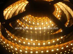 ضمان لمدة سنتين مع توجيه تقييد استخدام مواد منخفضة الفولتية (LVD) من EMC، ومصباح LED القطاع المرن الأبيض الدافئ (SMD5050/3528/3014/2835)