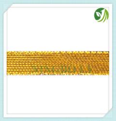 Golden und Silver Metallic Lace Trimming