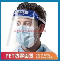 Gesichtsmaske Sheild des APET Haustier-PETG