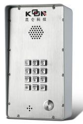 IP телефон двери, контроль доступа, внутренняя связь (KNZD-43)