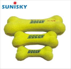 Juguete perro pelota de tenis