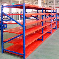 高品質パネルラックロングスパンシェルフのホットセル 倉庫保管