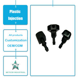 Kundenspezifisches Plastikform-industrielle Maschinerie-Teil-Plastikeinspritzung-Fertigungsmittel