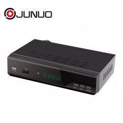 prix d'usine Junuo DVB-S2 Mini récepteur satellite HD Sunplus 1506t avec WiFi Iks IPTV