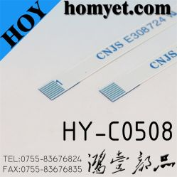 Kabel des 0.5mm Abstand-flexibles Flachkabel-FFC/FPC für gedruckte Schaltkarte