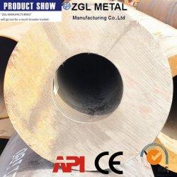 La norme ASTM A106 Gra/GRB/A53 épais mur/à paroi mince tube sans soudure en acier au carbone/conduite de service à haute température