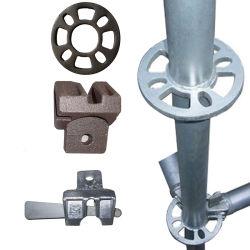 Impalcatura standard verticale del sistema di Ringlock Layher degli accessori per costruzione