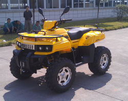 Gas Power Street Legal 400cc ATV pour 4 * 4 (JA 400AUGS-1)