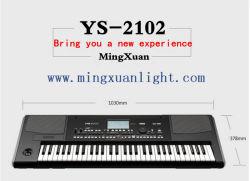 61 La etapa clave teclado portátil profesional de Piano Digital