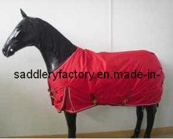 Дышащий водонепроницаемый лошадь ковер на зиму лошадь одеяло (SMRD167P)