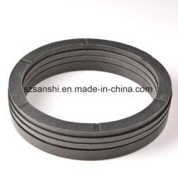 Черного цвета из нитрила NBR резиновые L Тип Hg4-331-66 пыли кольцо
