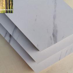 Alto Brillo/Mate/grabado/UV/Chapa de madera natural ante la melamina, Tablero contrachapado para muebles