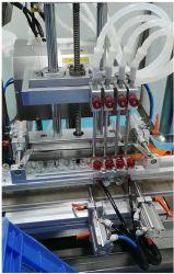 Macchina di rifornimento automatica piena dell'acqua della Sei-Testa del sistema di controllo del PLC dell'acciaio inossidabile 304 per toner