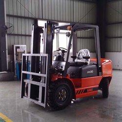 3 Tonnen manueller Palettgabelstapler mit CE-Standard 0915-Aktualisierung