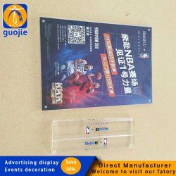Hoogwaardige Acryl Advertising Display Holder