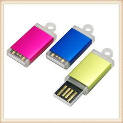 De uiterst kleine Aandrijving van de Flits van de Stok USB van de Schuif UDP Kleurrijke (EP026)